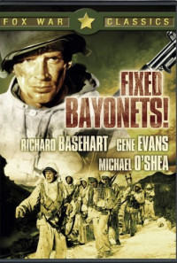 Fixed Bayonets! Poster 1