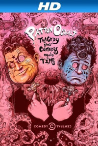 Patton Oswalt: Tragedy Plus Comedy Equals Time Poster 1
