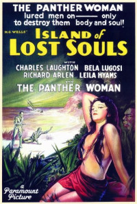 Island of Lost Souls Poster 1