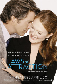 Laws of Attraction Poster 1
