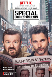 Special Correspondents Poster 1