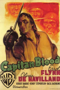 Captain Blood Poster 1