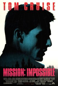 Mission: Impossible Poster 1
