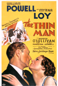 The Thin Man Poster 1