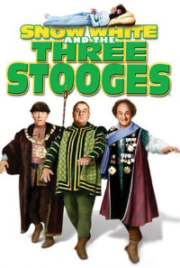 Snow White and the Three Stooges Poster 1