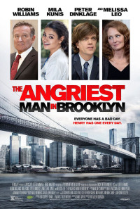 The Angriest Man in Brooklyn Poster 1