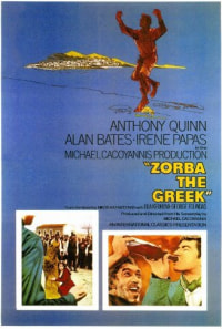 Zorba the Greek Poster 1