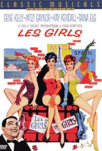 Les Girls Poster 1