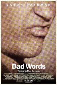 Bad Words Poster 1