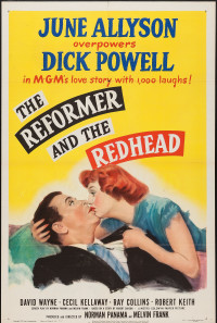 The Reformer and the Redhead Poster 1