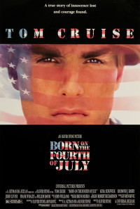 Born on the Fourth of July Poster 1