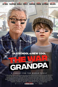 The War with Grandpa Poster 1