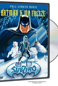 Batman & Mr. Freeze: SubZero Poster 1