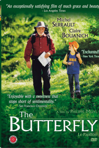 The Butterfly Poster 1
