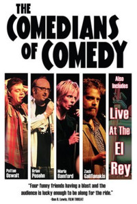 The Comedians of Comedy Poster 1