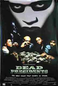 Dead Presidents Poster 1