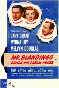 Mr. Blandings Builds His Dream House Poster 1