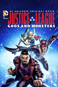 Justice League: Gods and Monsters Poster 1