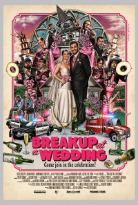 Breakup at a Wedding Poster 1