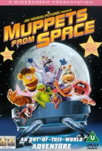 Muppets from Space Poster 1