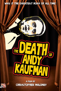 The Death of Andy Kaufman Poster 1