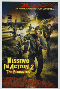 Missing in Action 2: The Beginning Poster 1