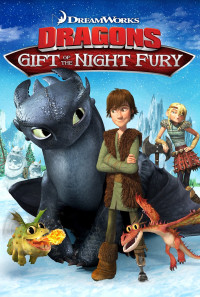 Dragons: Gift of the Night Fury Poster 1
