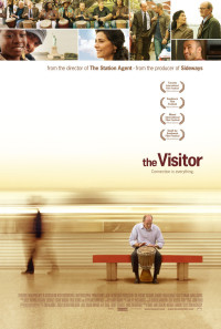 The Visitor Poster 1
