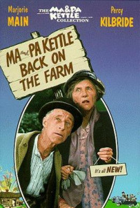 Ma and Pa Kettle Back on the Farm Poster 1