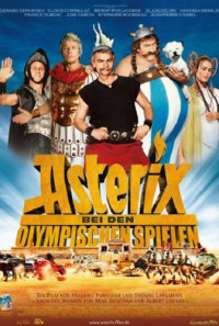 Asterix at the Olympic Games Poster 1