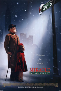 Miracle on 34th Street Poster 1