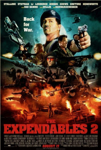 The Expendables 2 Poster 1