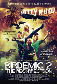 Birdemic 2: The Resurrection Poster 1