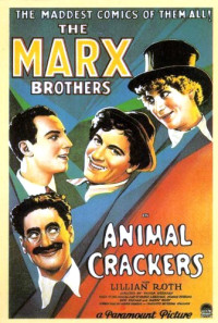 Animal Crackers Poster 1