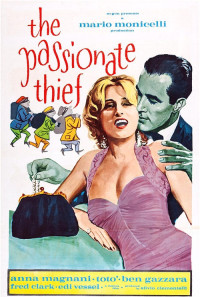 The Passionate Thief Poster 1