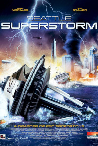 Seattle Superstorm Poster 1