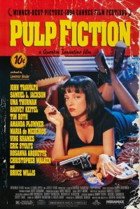 Pulp Fiction Poster 1