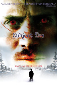 Subject Two Poster 1
