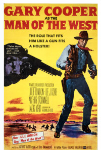 Man of the West Poster 1