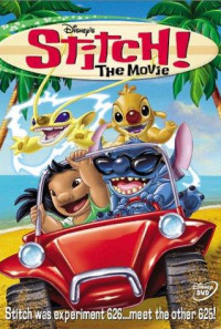 Stitch! The Movie Poster 1