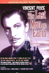 The Last Man on Earth Poster 1