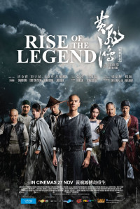 Rise of the Legend Poster 1