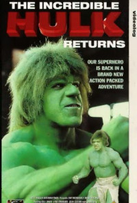 The Incredible Hulk Returns Poster 1