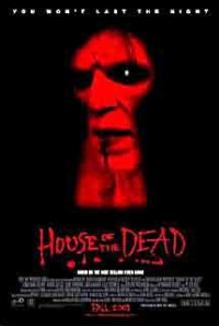 House of the Dead Poster 1