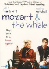 Mozart and the Whale Poster 1
