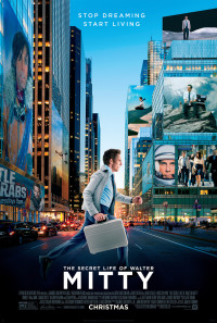 The Secret Life of Walter Mitty Poster 1