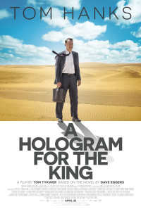 A Hologram for the King Poster 1
