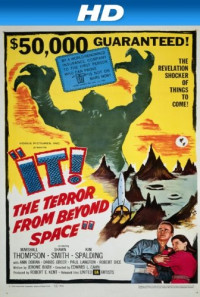 It! The Terror from Beyond Space Poster 1