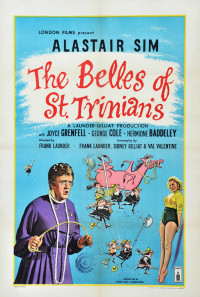 The Belles of St. Trinian's Poster 1