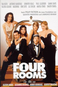 Four Rooms Poster 1